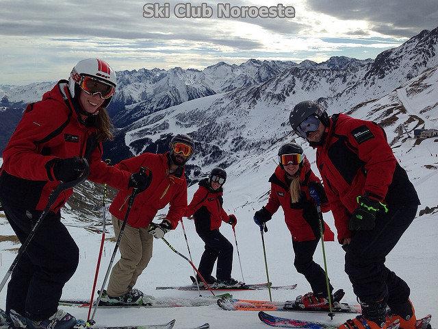 Viaje de esquí Puente Inmaculada