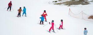 ski deporte para colegios