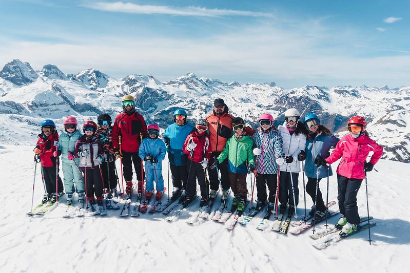 viaje de esqui san jose